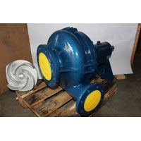 Solid Handling Pump With Side Discharge