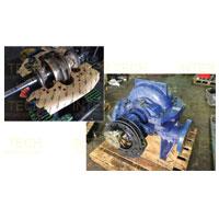 Split Casing Pump Repair Service