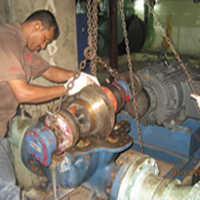 Split Casing Pump Service