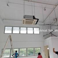 Split System Aircon Installation