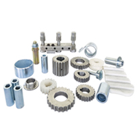 SS, Steel, Aluminum, Teflon, Nylon, Engineering Products