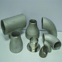 Stainles Steel Butt Weld Fittings