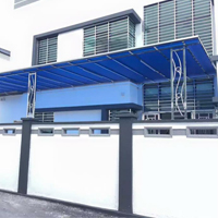 Roofing | Awnings | Skylights | Polycarbonate Awning ...