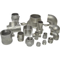 Stainless Steel BSPT Fittings