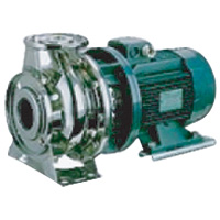 Stainless Steel Close-Coupled Pump