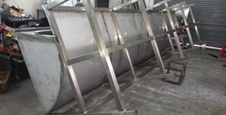 Stainless Steel Welding & Cutting