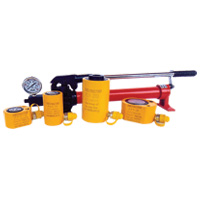 STANDCO Hand Jack And Cylinder