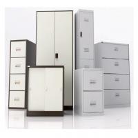 Steel Cabinet Storage