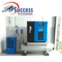 SUCCESS 15HP & 20HP Screw Compressor