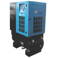 SUCCESS 2 In 1 RS Series 10-20HP Screw Compressor