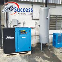 SUCCESS MFG30A Screw Compressor