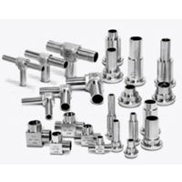 Superlock Clean Fittings