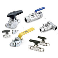 Superlok Ball Valves