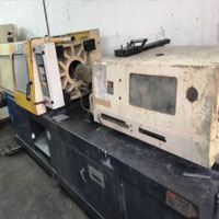 Supermaster Used Plastic Injection Moulding Machine