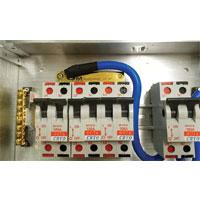 Switch Board Internal Wiring
