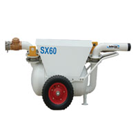 SX Series Slurry Vacuum Pump