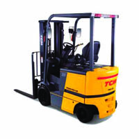 TCM Electric Forklift Truck