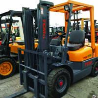 TCM Forklift Rental