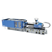 TEDERIC Injection Moulding D600