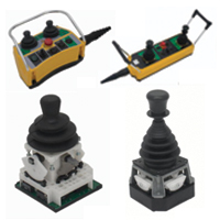 TER-Control Equipment (Joystick Series)