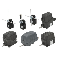 TER-Control Equipment (Position Limit Switches)