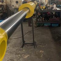Testing Of Luffing Crane Hydraulic Cylinder