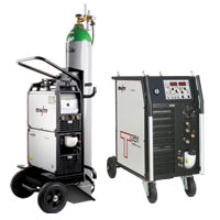 TIG AC / DC Pulse Welding Machine