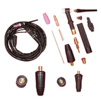 TIG Torch & Accessories