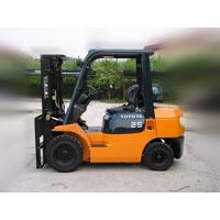 Toyota 02-7FG25 Forklift