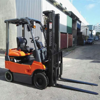 Toyota 7 Series 1.5Ton Battery Forklift