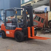 Toyota 7 Series 3.0Ton Gasoline Forklift ~ Lifting Height 3000Mm