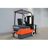 Toyota 7FBE15 Forklift