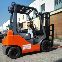 Toyota 8 Series 1.5Ton Petrol Forklift ~ Lifting Height 3000Mm