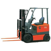Toyota Battery Forklift 6 Series