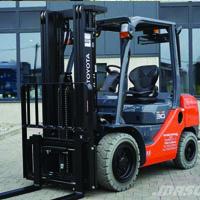 Toyota Diesel Forklift Rental