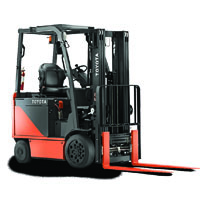 Toyota Electric Forklift Rental