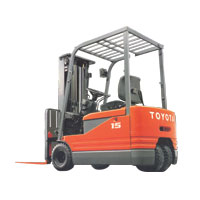 TOYOTA Electric Powered Forklift