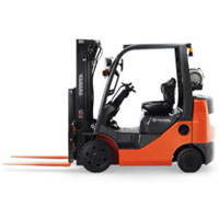 Toyota Engine Forklift 6 Series