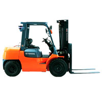 Toyota Engine Forklift 7 Series