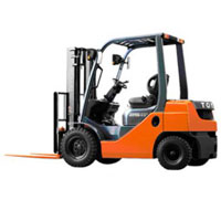 Toyota Engine Forklift 8 Series