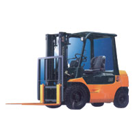 TOYOTA Engine Powered Forklift
