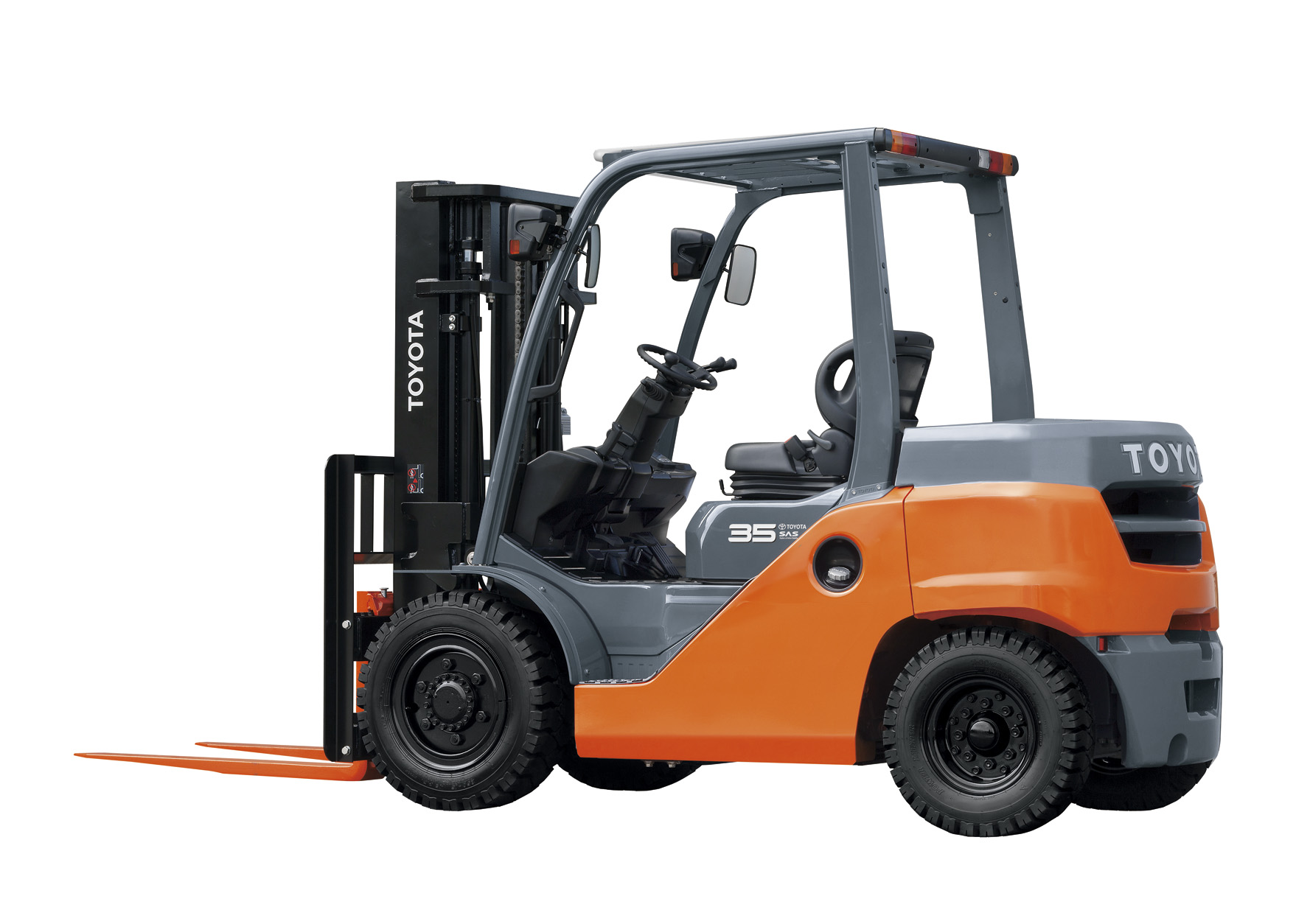 Toyota Forklift 8 Series - 3.5Ton