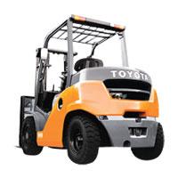 TOYOTA Forklift Truck