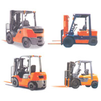 TOYOTA Forklifts (New Recondition)