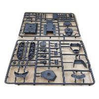 Toys Model Moulding Assembly