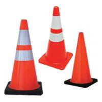 Traffic PVC Cones