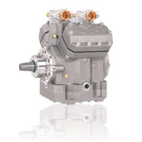 Truck / Bus Aluminium Compressor