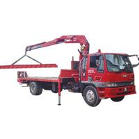 Truck With Crane (1-30 Ton)