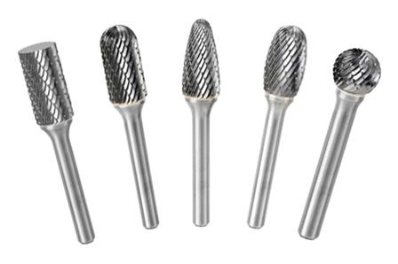 Tungsten Carbide Burs