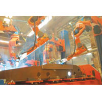 Turnkey Robotic Welding Solutions